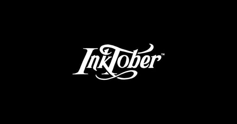 Portada del post del Inktober
